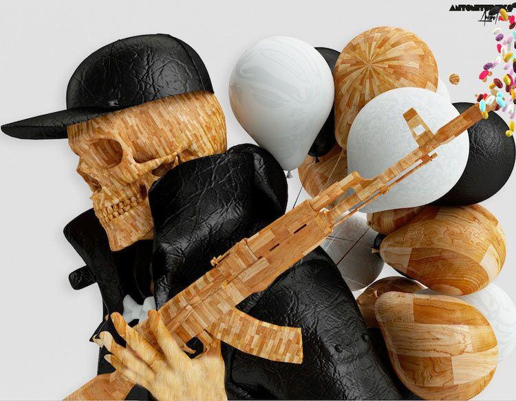 Italian Design Blog | Wooden от Antoni Tudisco