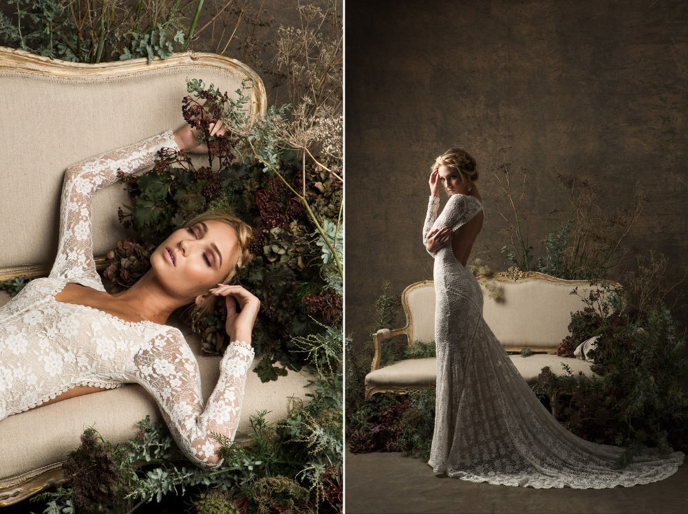 Photo of 'Cloud Nine' – The Stunning New Bridal Collection from Dreamers & Lovers – Chic Vintage Brides