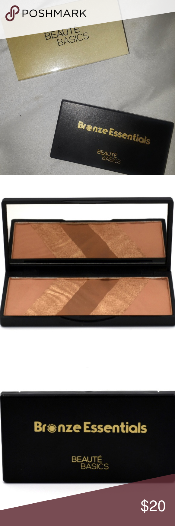 Beauté Basics Bronze Essentials Bronzer New In Box Beauté