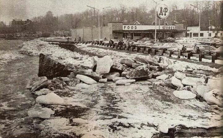 1981 Flood Canada history, Small town girl, Small towns