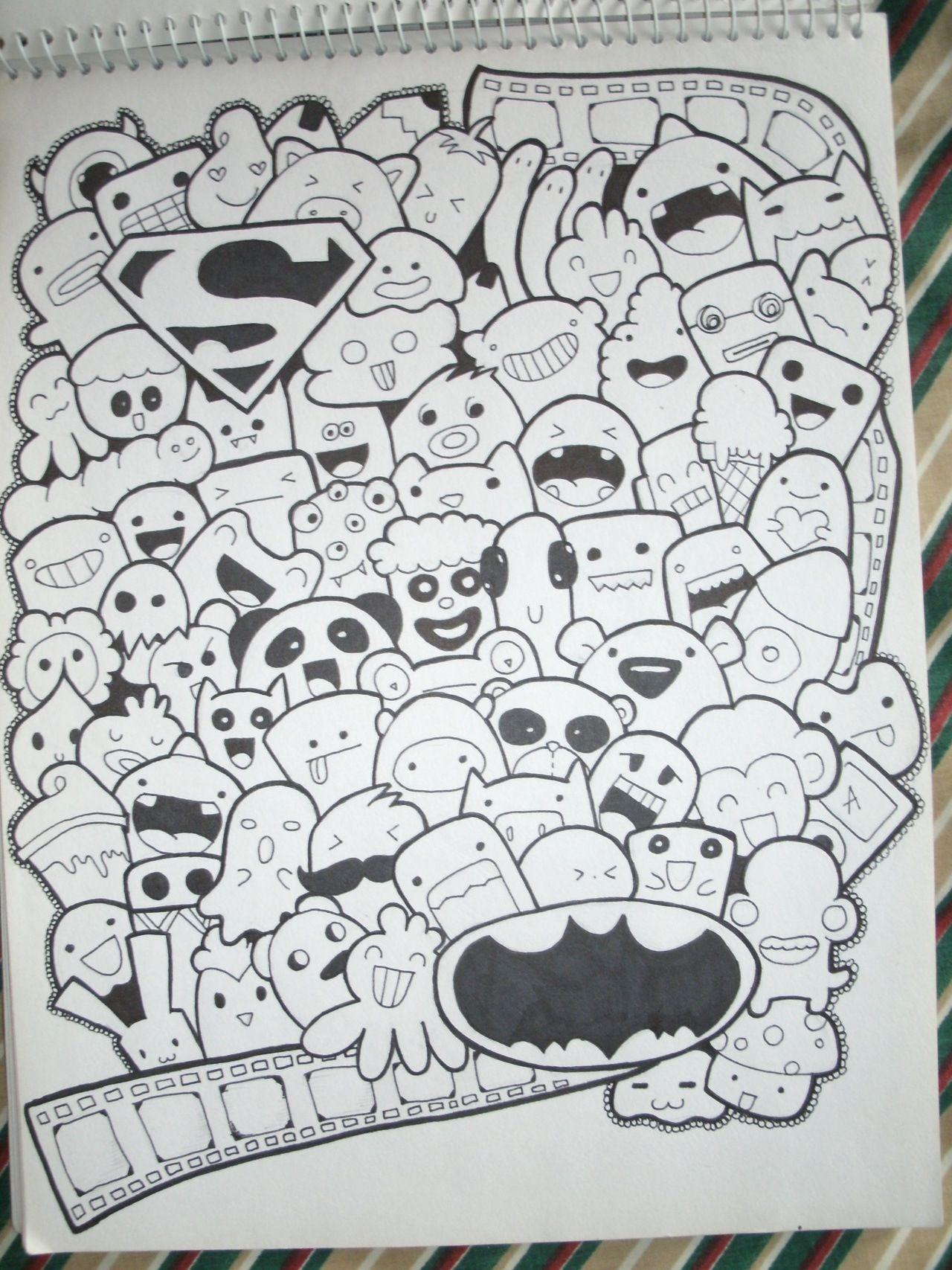 Doodles   doodle   Pinterest   Doodles