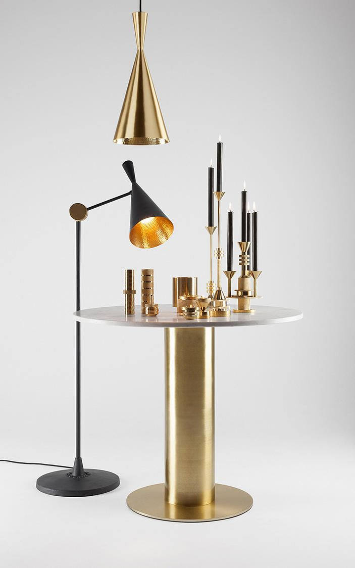A New Line Of Steampunk Inspired Accessories From Tom Dixon Floor Lamp Black Floor Lamp Floor Table Lamps