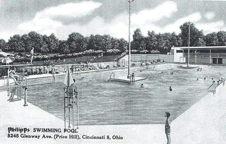 Philipps Swim Clubgrew up in Price Hill Cincinnati ohio