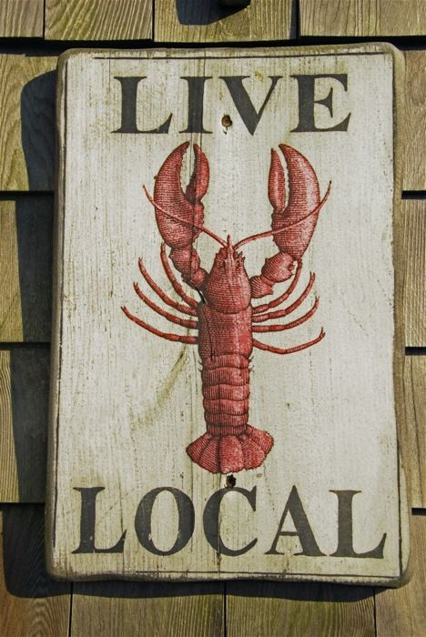 Sail Away With Me | Maine | Lobster pound, Lobster shack