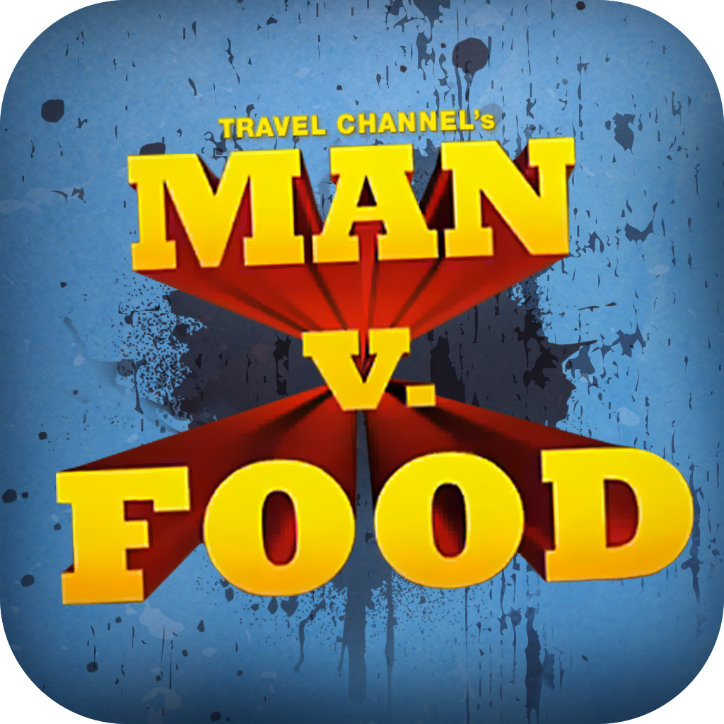 man vs food logo utilit224