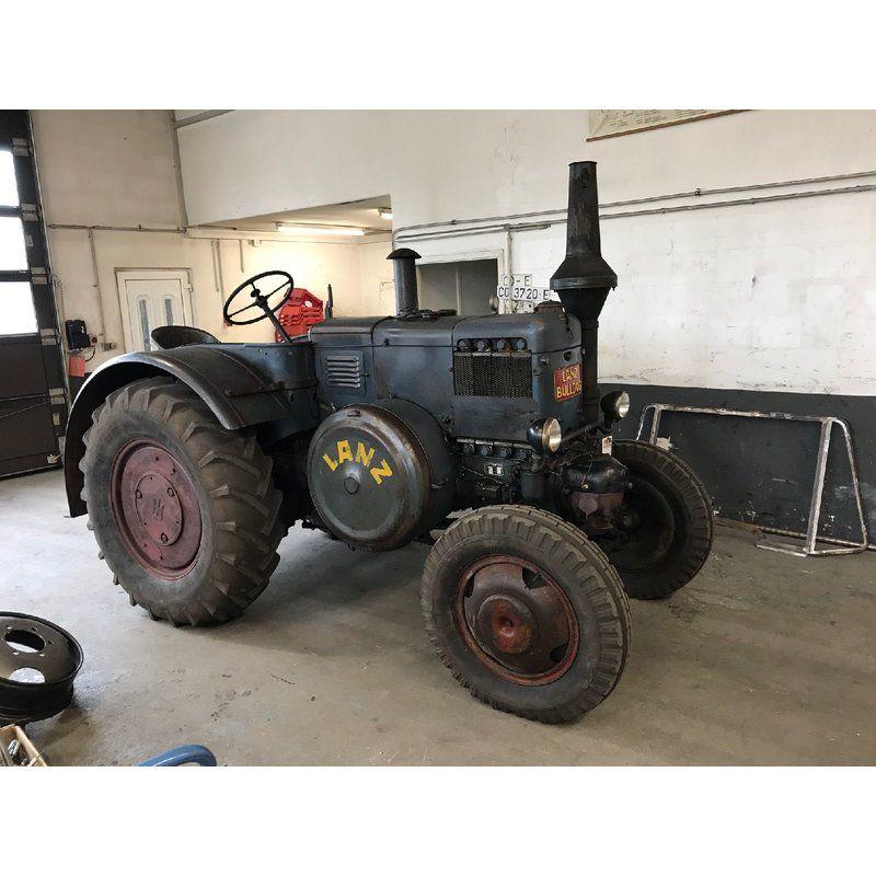 Lanz Bulldog D1506 Lanz Bulldog Lanz Bulldog Oldtimer Traktoren Traktoren