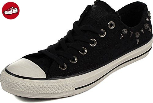 Converse CT Ox Black Womens Trainers Size 4 UK (*Partner-Link)