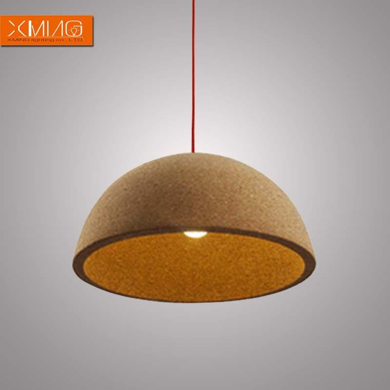 Vintage hanglampen met hout lamp shades voor indoor eetkamer ...