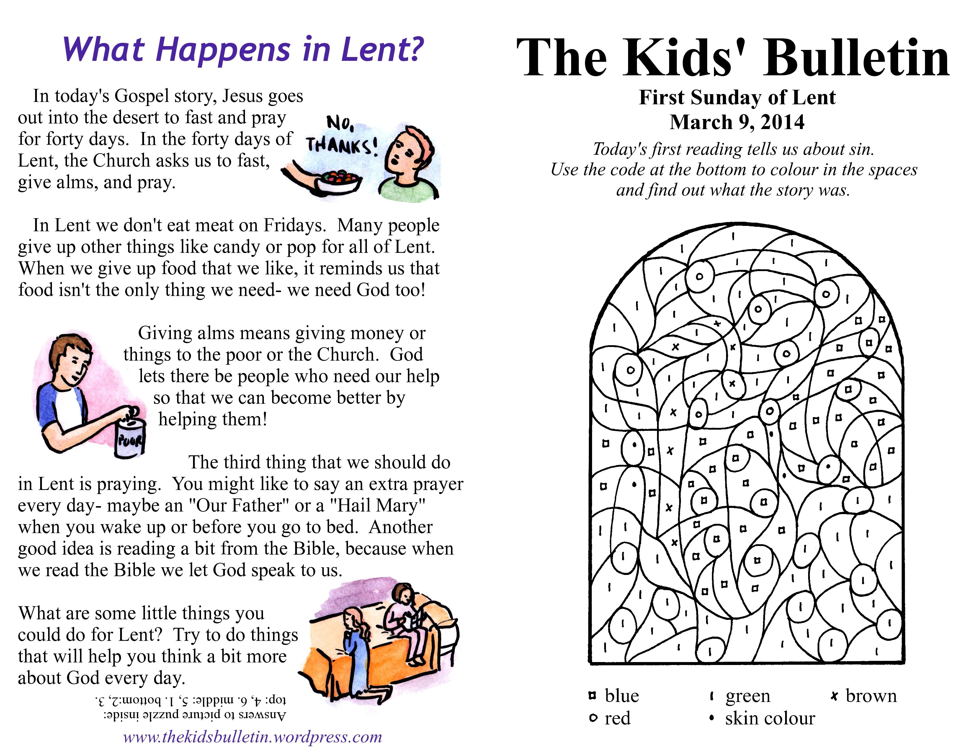 Sunday March 05 First Sunday In Lent Images Photos