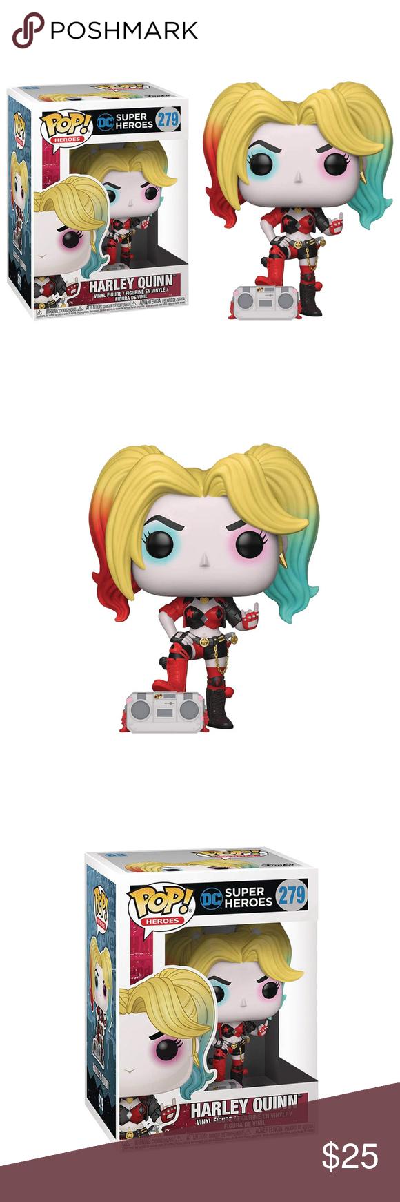 Funko Pop Harley Quinn 279 Exclusive PX