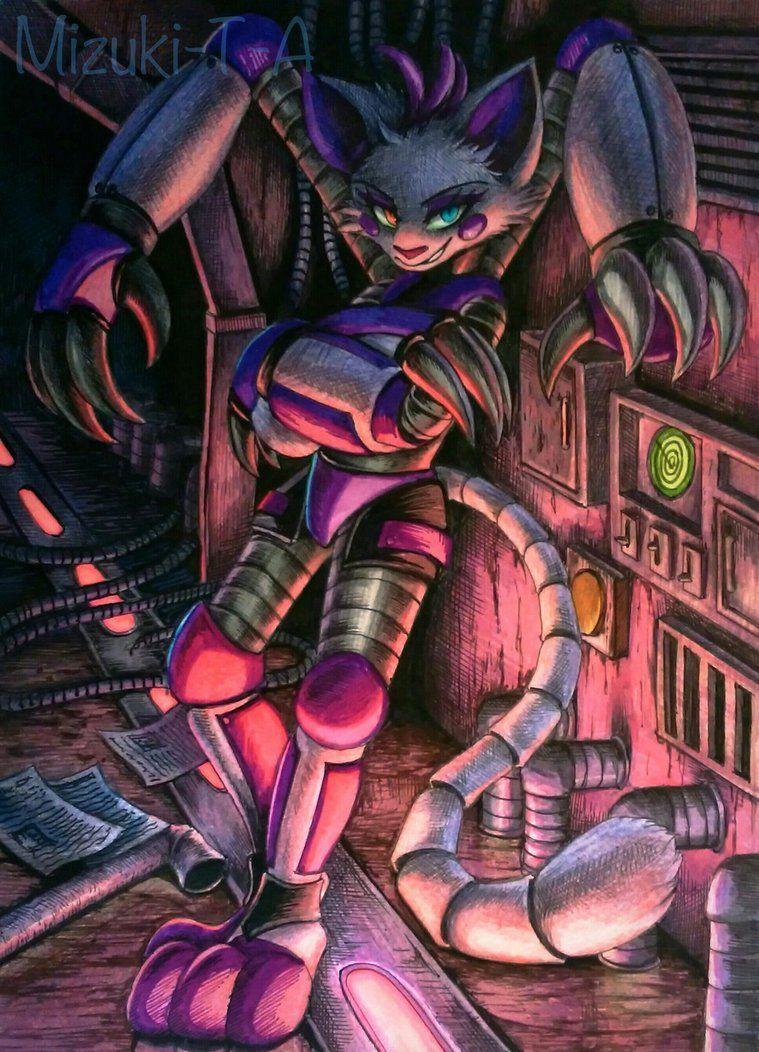 An Ambush / Nikkie the Cat by Mizuki-T-A deviantart com on