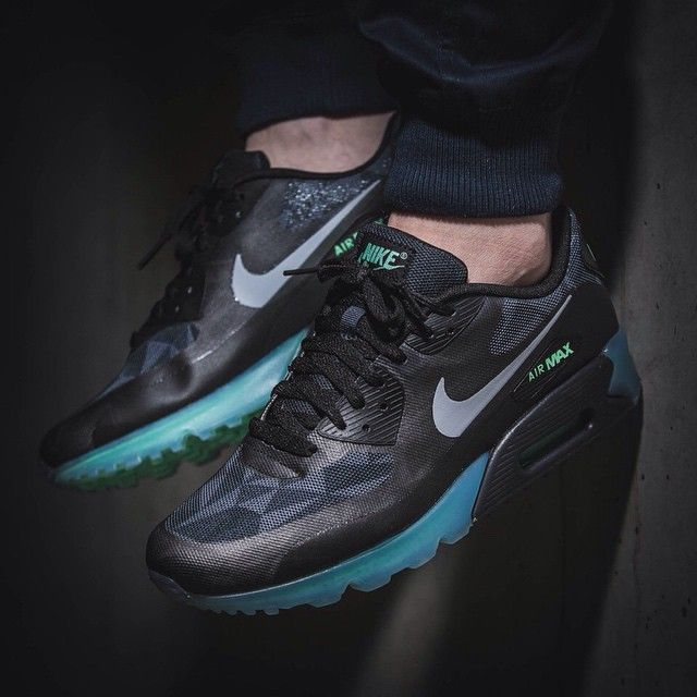 new product 7590f 310ea Nike Air Max 90 ICE. Counterfeits are out there, get a 24 point step-by-step  guide on spotting fakes from goVerify.it