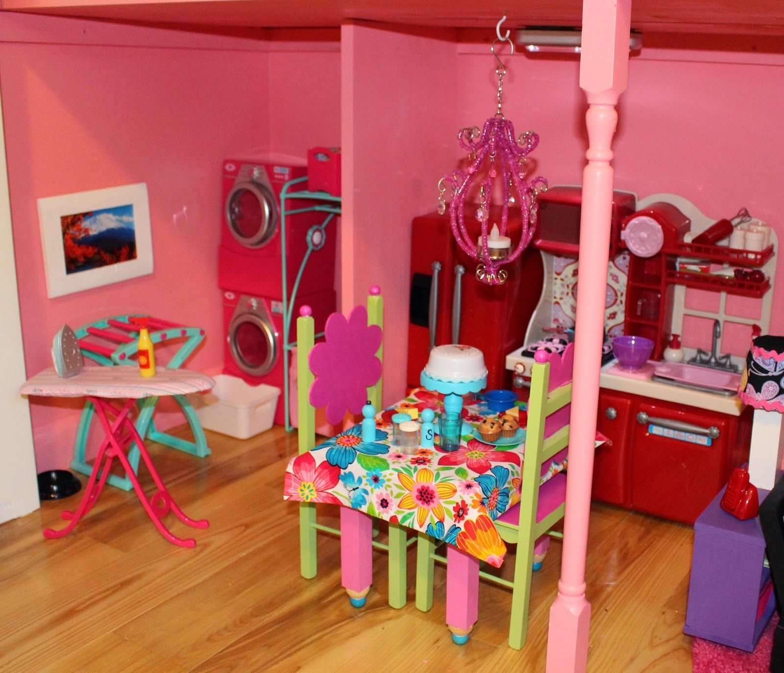 Pin by Kristi Taylor on American Girl House | American