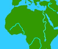 Educatief Spel längste rivieren van de Wereld