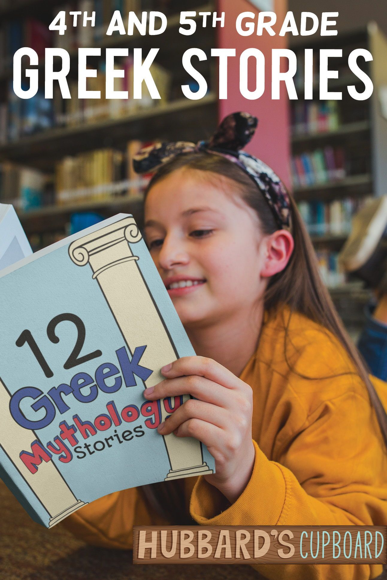 Greek Mythology Stories 4th