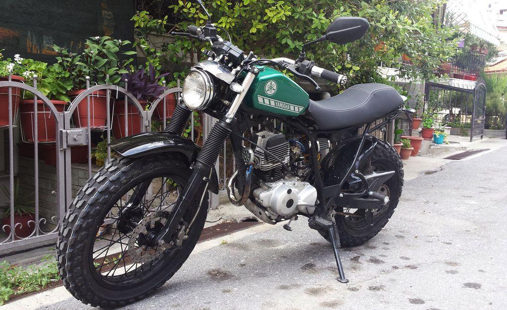 yamaha tw 125 custom - Cerca con Google