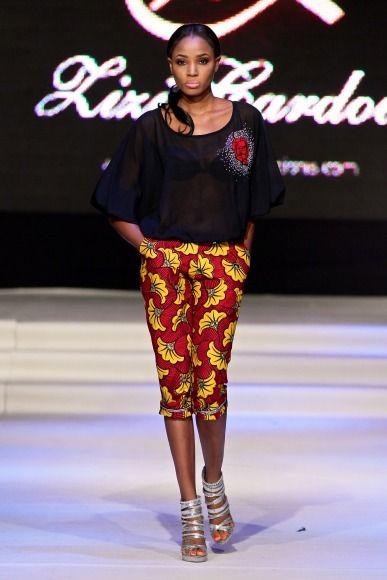 Zizi Cardow @ Port Harcourt Fashion Week 2014, Nigeria – Day 1 | FashionGHANA.com (100% African Fashion)
