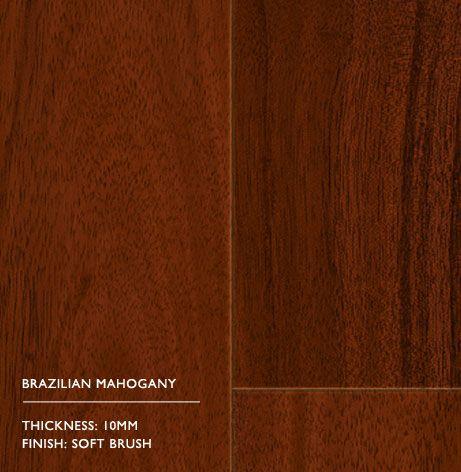 Brazilian Mahogany Laminate Flooring