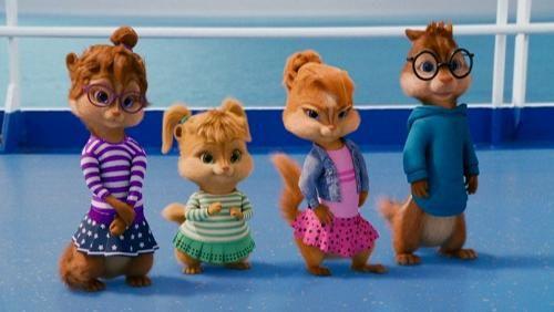 Going To See Alvins Weird Face Alvin E Os Esquilos Disney