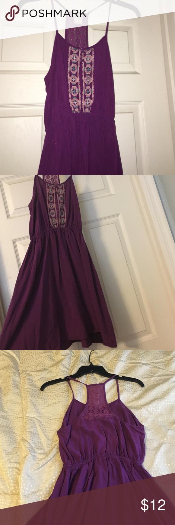 Purple Mossimo dress! Size S Purple Mossimo dress! Size S. Very comfortable dress. Happy poshing 💖😍🌹😍💖 Mossimo Supply Co Dresses
