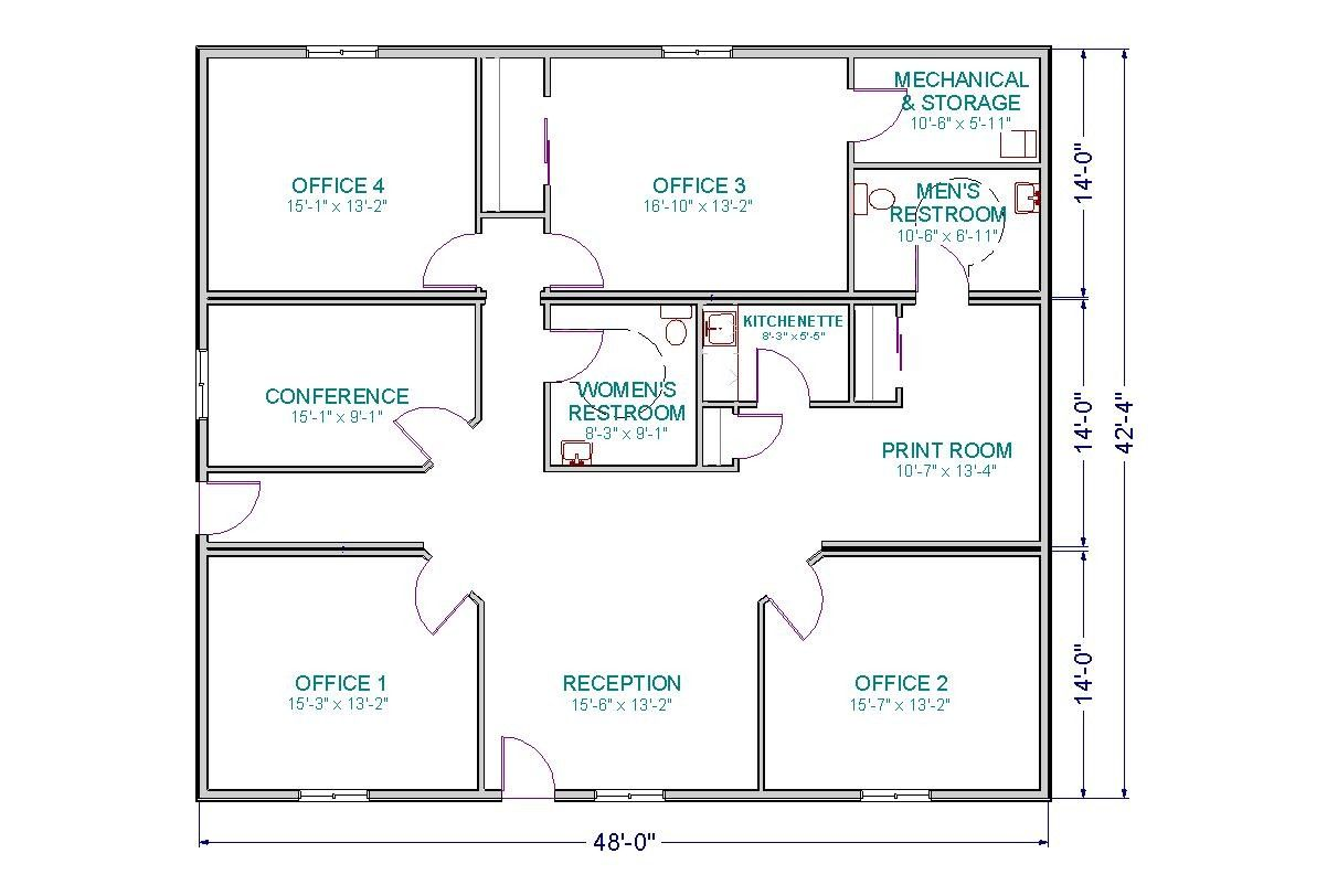 Office Building Blueprints With Medical Office Floor Plans Find Unusual Floor Plans Of Buildings Office Plan Office Floor Office Floor Plan