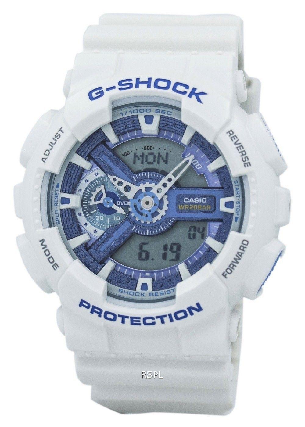e381fdfed Casio G-Shock Analog Digital 200M GA-110WB-7A Men's Watch   Casio G ...