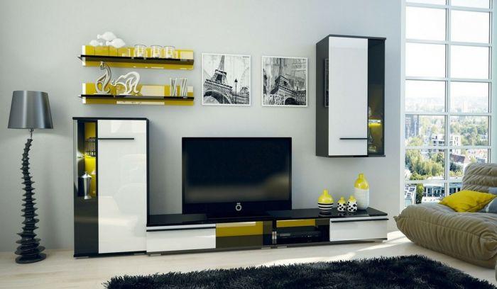 Wohnwand selber bauen anleitung  ▷ 1001 + Ideen für Wohnwand selber bauen mit Anleitungen ...