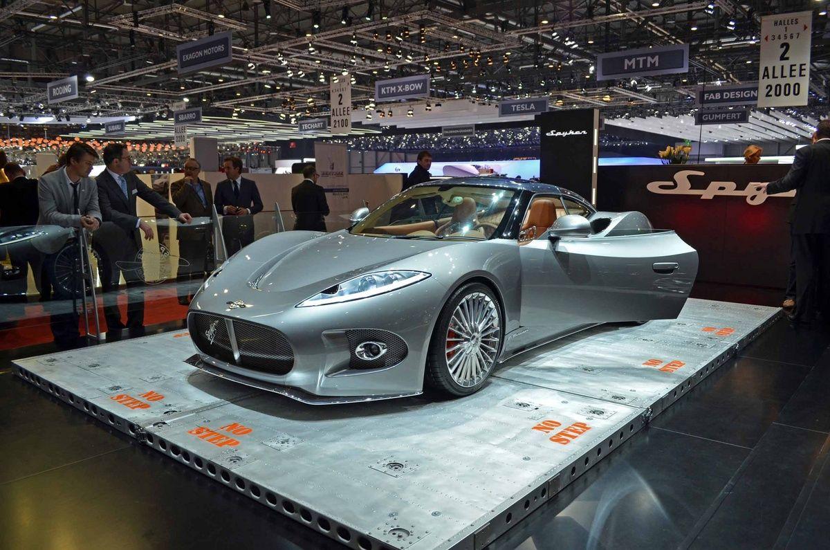 Бренд Spyker вновь на плаву http://carstarnews.com/spyker/201533421
