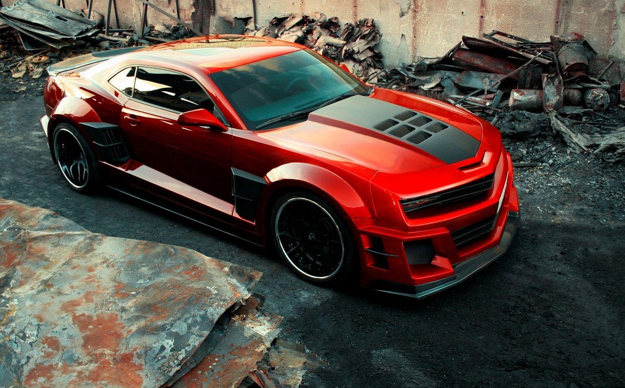 Monster Camaro