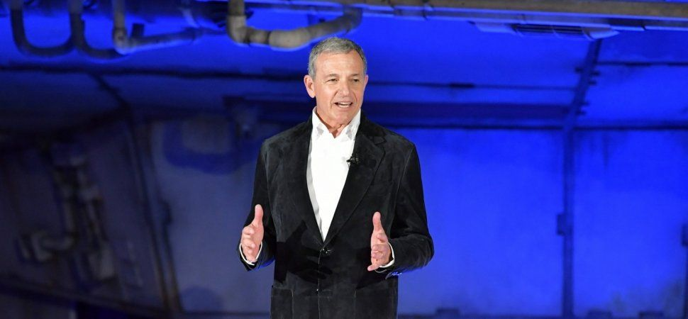 ICYMI: What Disney's Bob Iger Says About Getting Through a Crisis