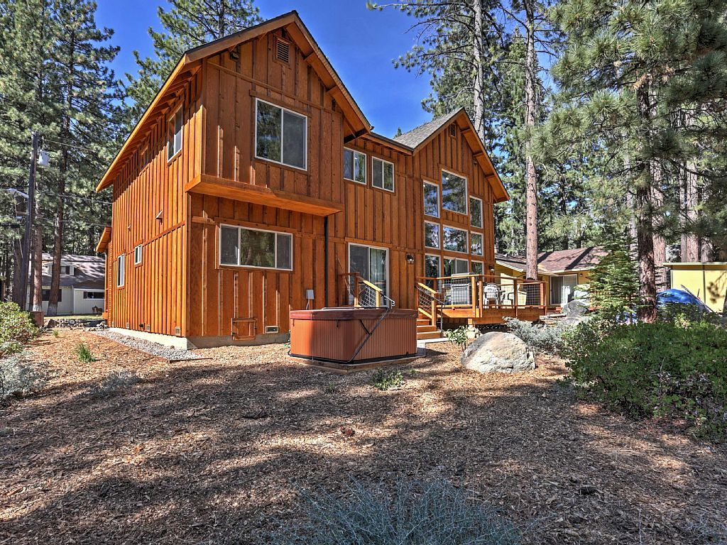 redawning south cabins manzanita vacation tahoe cabin lake city in of rental property