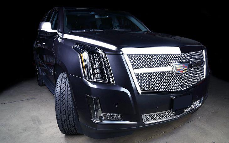 2018 Cadillac Escalade Ext Stuff To Buy Pinterest Cadillac
