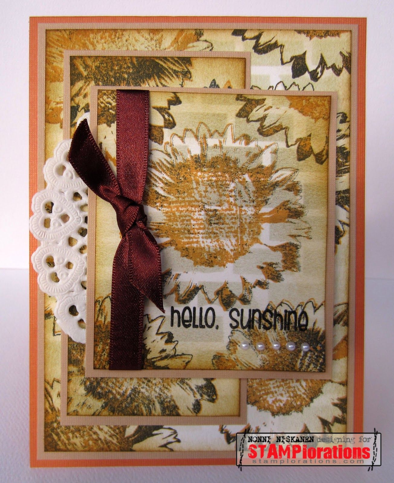 Card by Nonni using Bloom Sketches