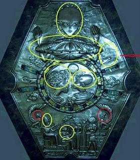 Medalhão egípcio muito revelador e a verdade extraterrestre por trás das Pirâmides. - Ignotus Rede Social