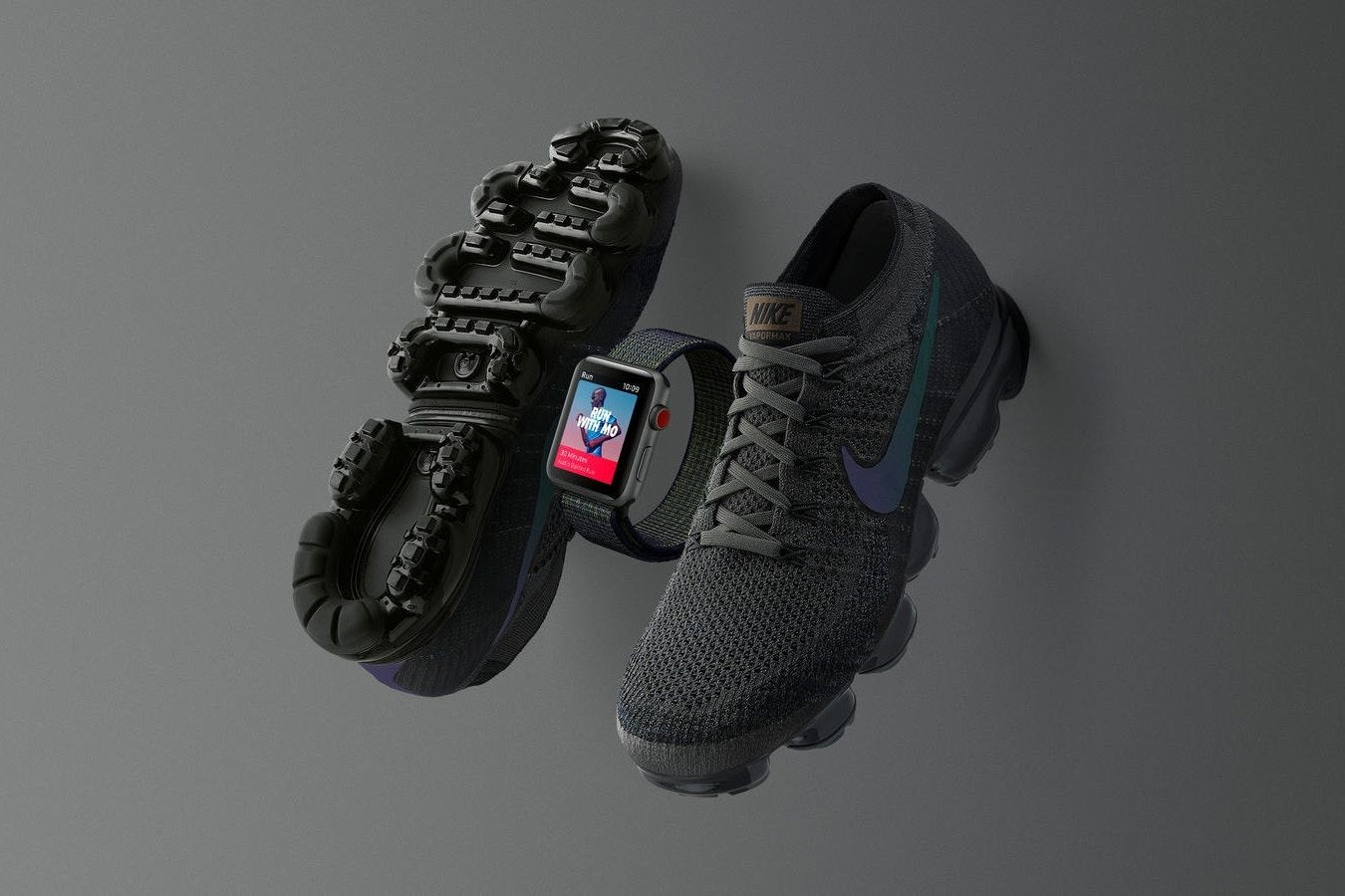 42d3a53c3bea Nike Air Vapormax Midnight Fog」