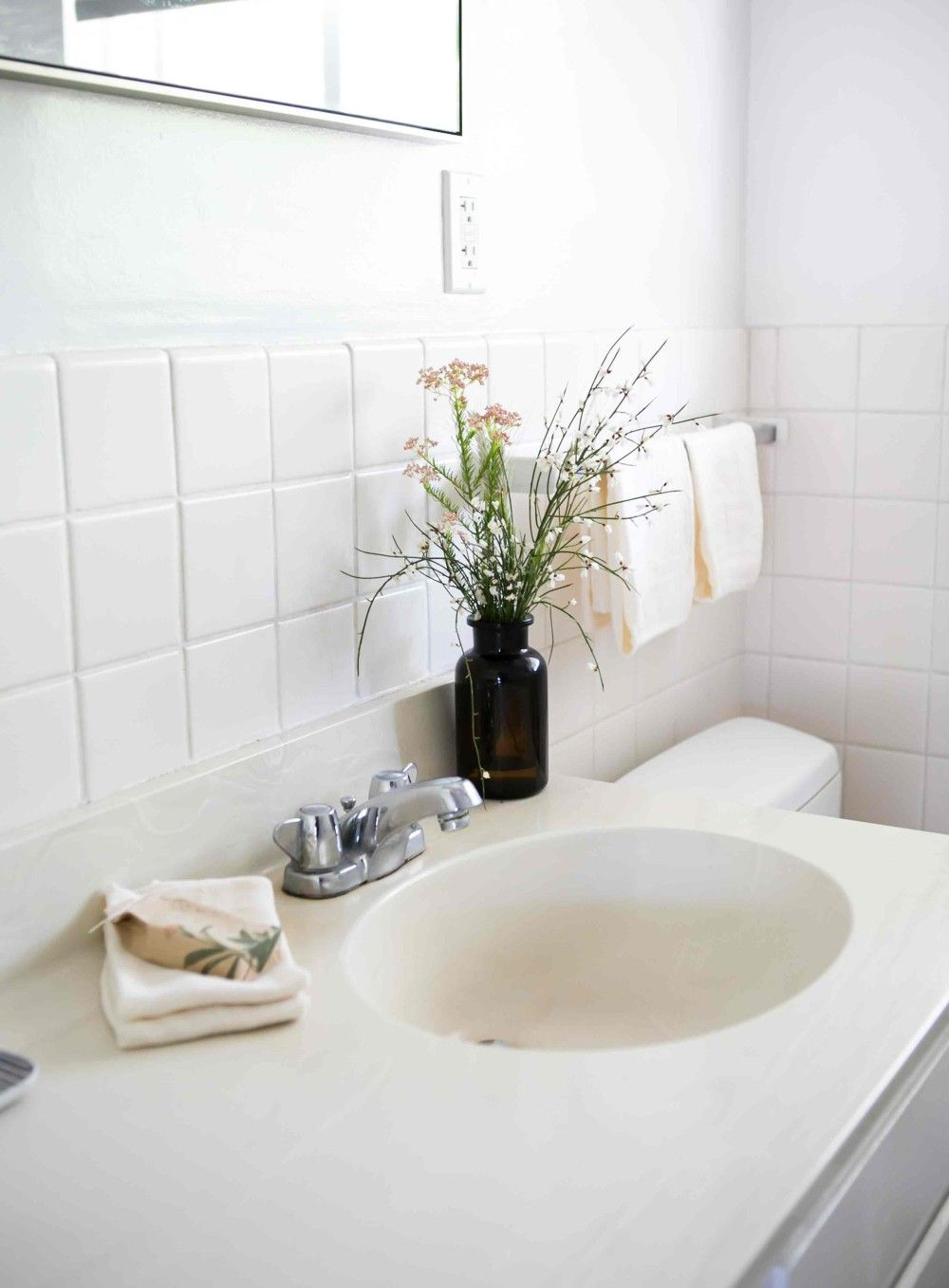 Design Sponge Bathrooms A Young Family's Happy Goldenstate Home  Design*sponge  Water