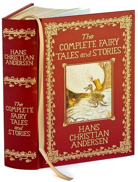 Hans Christian Anderson Fairy Tales -- so full of wonder, tragedy, unhappiness, and devotion.