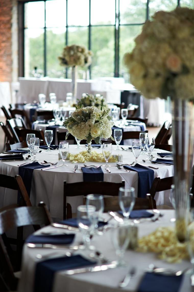 decoration-de-table-pour-mariage-centre.jpg (760×1141) | Blues ...