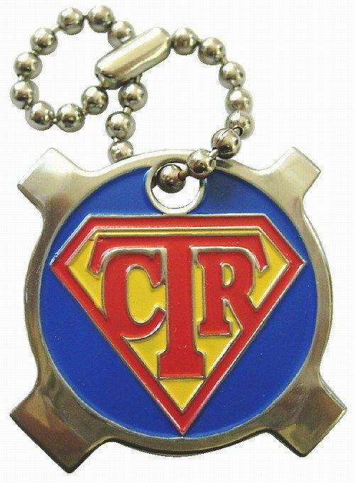 SUPER CTR 4-Way POCKET SCREWDRIVER KeyChain LDS Mormon