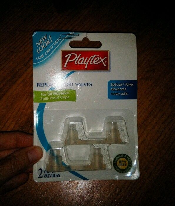 Other Baby Feeding Cheap Price Playtex Spill-proof Replacement Valves 2 Each Online Shop Baby