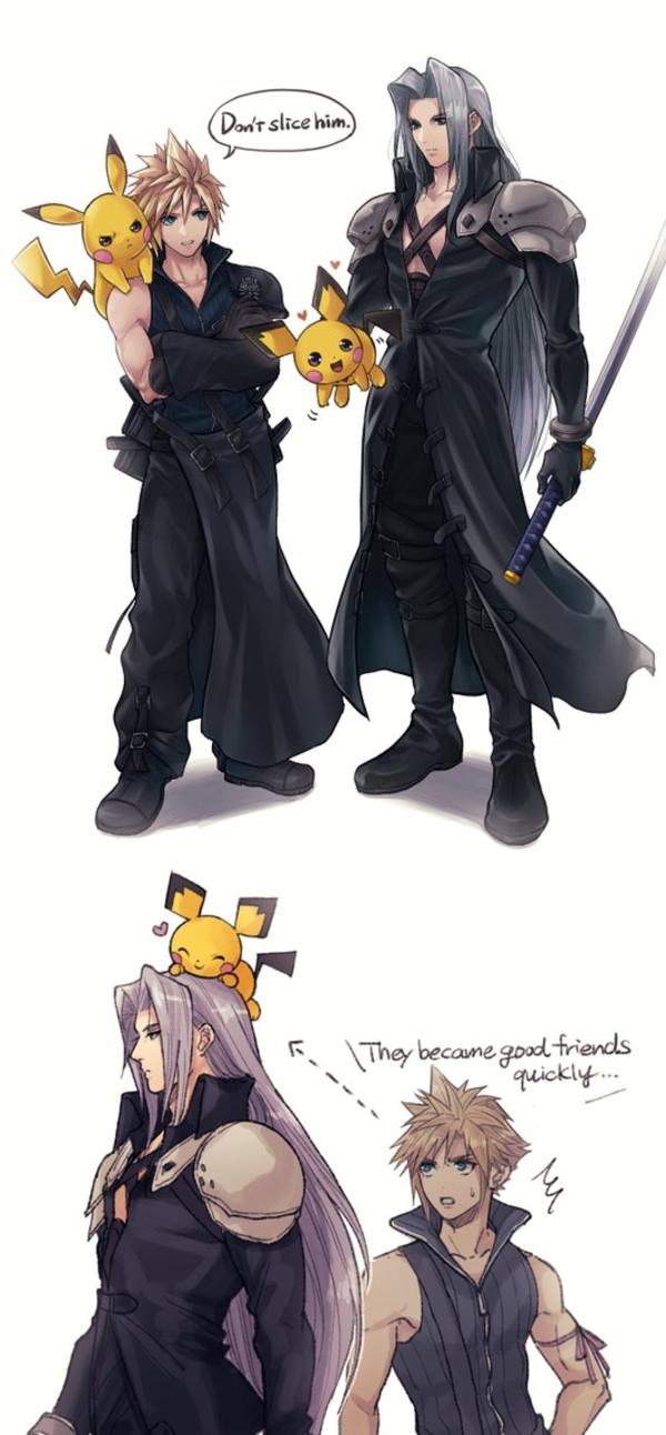 Pichu X Sephiroth Super Smash Brothers Ultimate In 2021 Super Smash Bros Game Super Smash Brothers Nintendo Super Smash Bros
