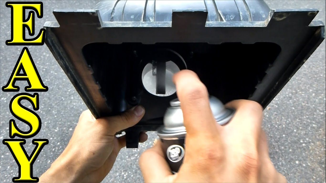 How to clean a Mass Airflow Sensor. Mass Airflow Sensor
