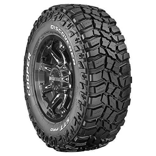 Ford Ranger All Terrain Tires: Amazon.com: 33X12.50R15 RWL 108Q Cooper Discoverer STT Pro