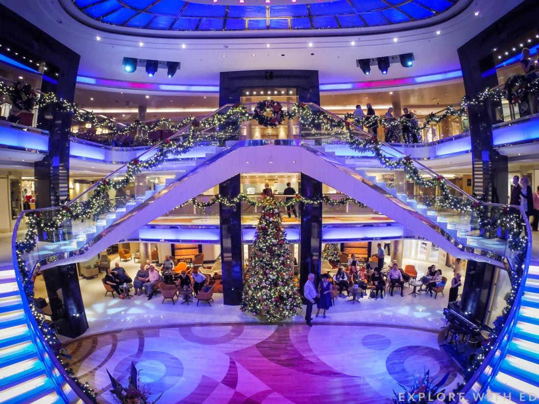 PO Ventura A Christmas Cruise To Bruges Amsterdam Christmas - P and o cruises ships
