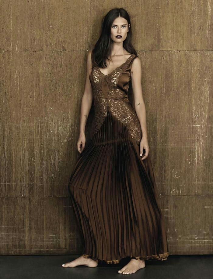 ☆Bianca Balti Casts A Spell In 'Bianca Tutta Nuova' By Giovanni Gastel For Glamour Italy