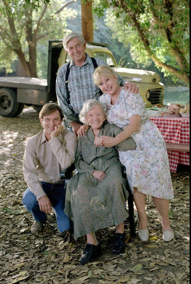 The Waltons Cast The Waltons 40th Anniversary The