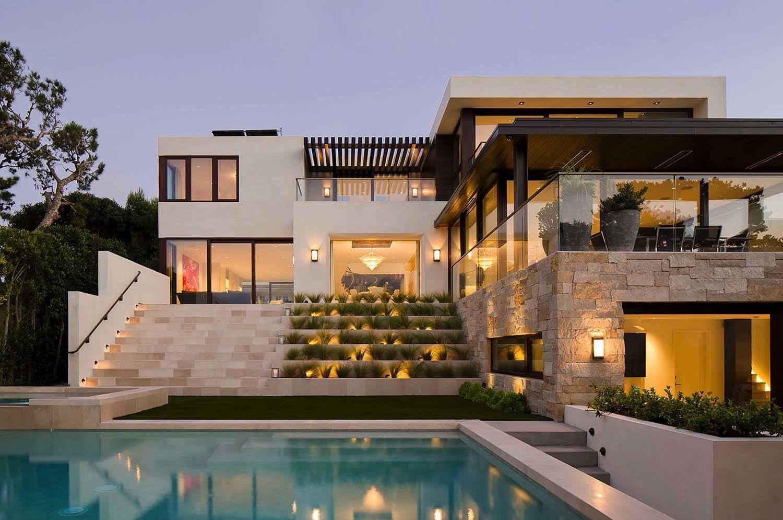 A Manhattan Beach House That Is