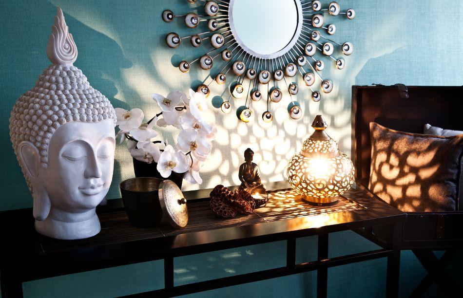 Claves del estilo tnico en decoraci n decoraciones for Estilo etnico decoracion