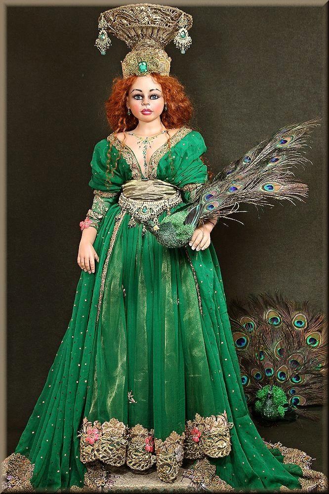 Smaragd by Sylvia Weser