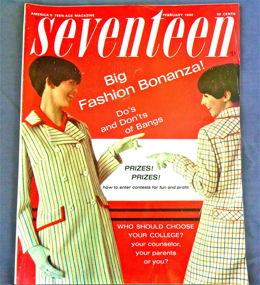 Big red vintage prizes for teens